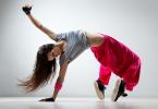 занятия современными танцами